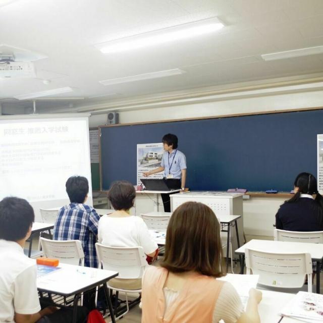 湘央生命科学技術専門学校 学校見学会☆バイオコース2