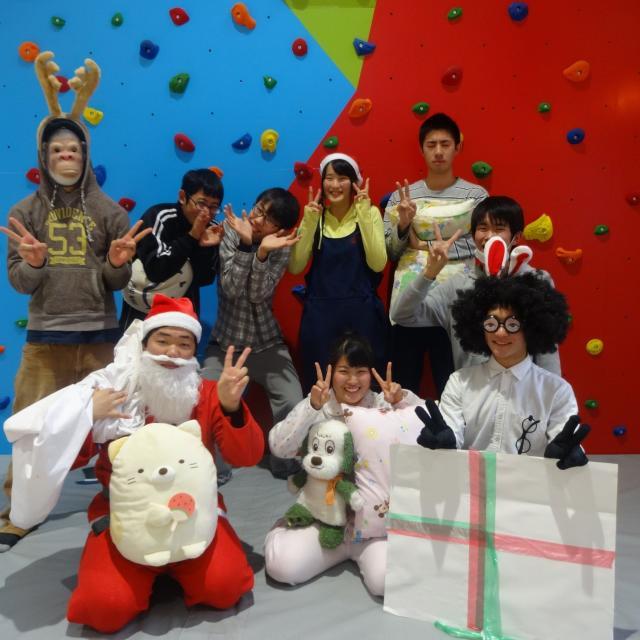 大阪健康ほいく専門学校 12月★クリスマスパーティ★2