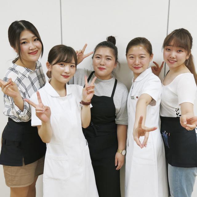 日本美容専門学校 総合美容科オリエンテーション1