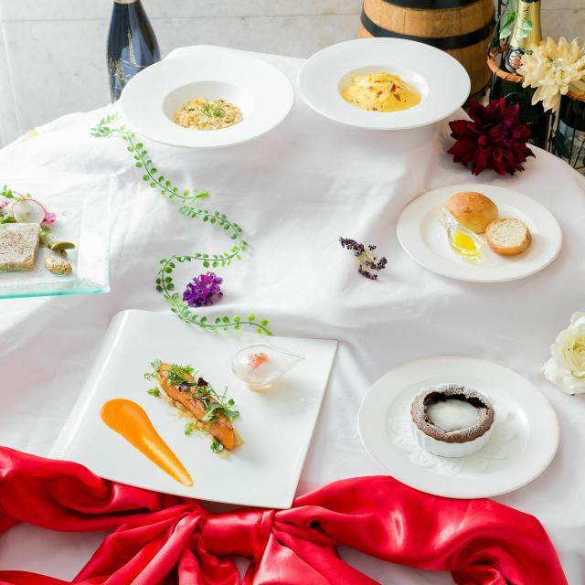 東京調理製菓専門学校 学生レストランを体験しよう2