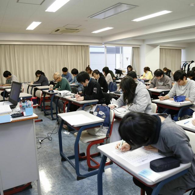 東京医療福祉専門学校 入試・学校説明会(柔道整復)3