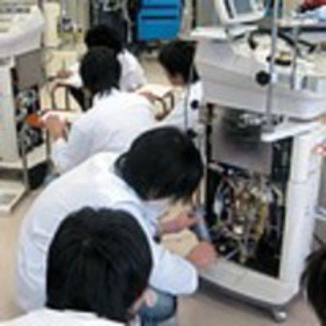 専門学校 静岡医療科学専門大学校 機械で医療に携わりたい人注目!魅力をお伝えします2