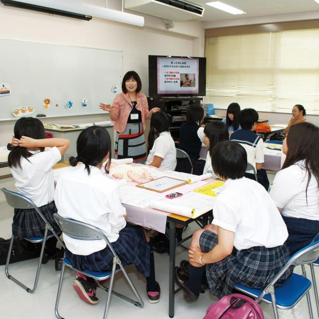 福島学院大学短期大学部 オープンキャンパス8月4