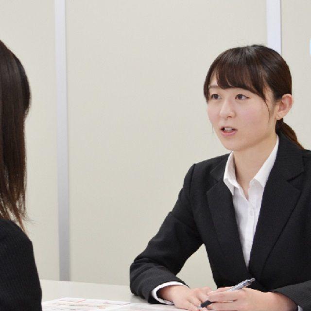 札幌青葉鍼灸柔整専門学校 11月の個別相談会1