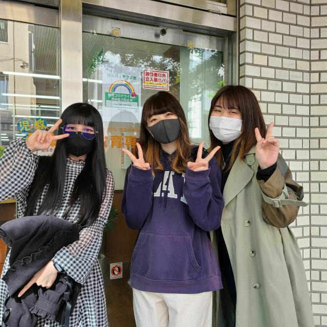 日本児童教育専門学校 初めての高校生向け|総合子ども学科の説明会|学科別来校型1