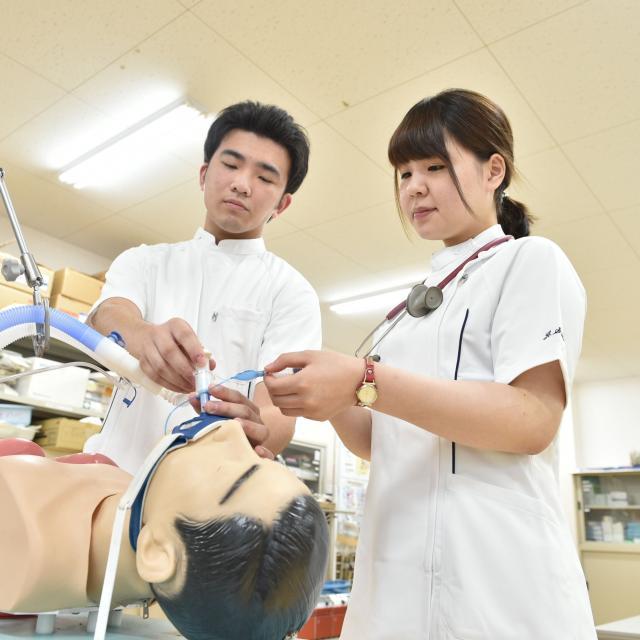さくら総合専門学校 【2018】臨床工学科オープンキャンパス3