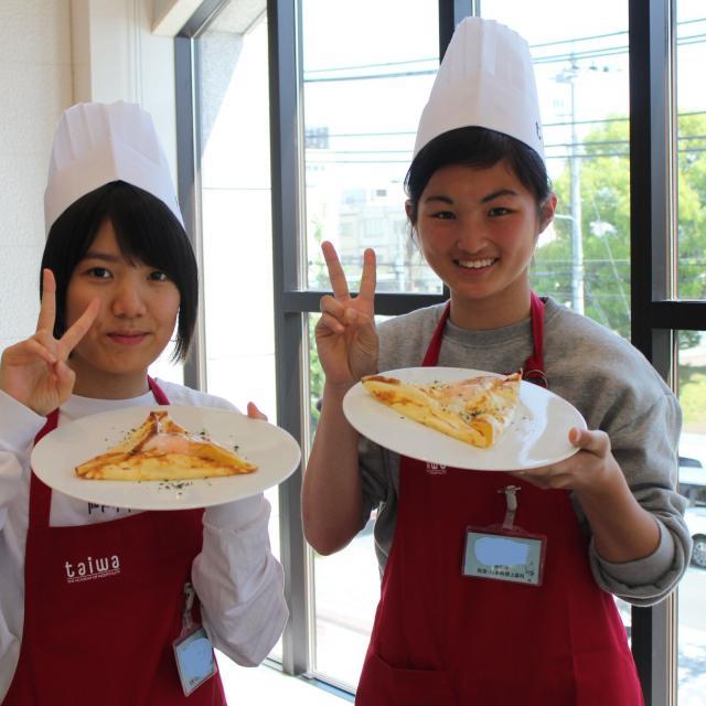 京都調理師専門学校 オープンキャンパス☆夜間開催☆2