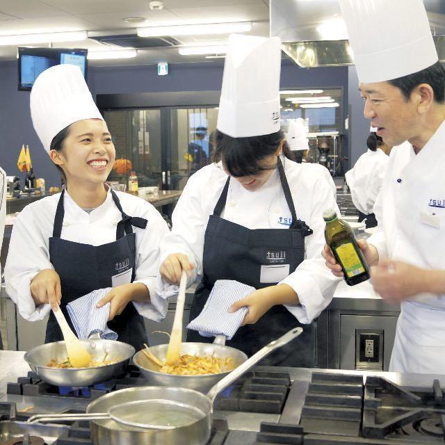 辻調理師専門学校 ♪ 選べるフェア ♪ ~ 中国料理 or 西洋料理 ~2