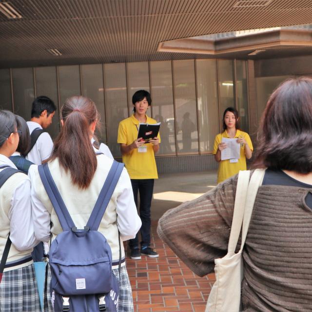 徳山大学 【予約不要】ミニオープンキャンパスinポプラ祭2