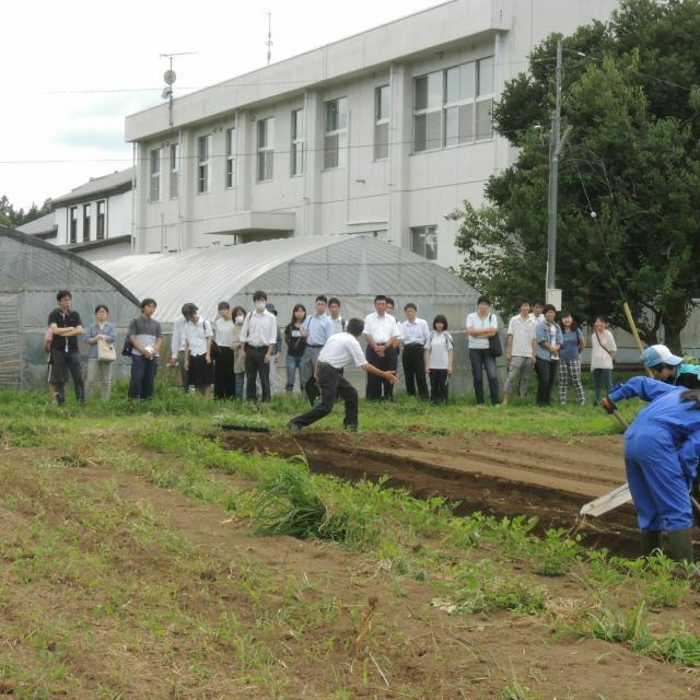 鯉淵学園農業栄養専門学校 一般入試出願直前!2