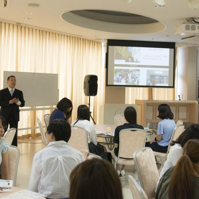 外語ビジネス専門学校 〈貿易〉貿易の仕事を知ろう!2