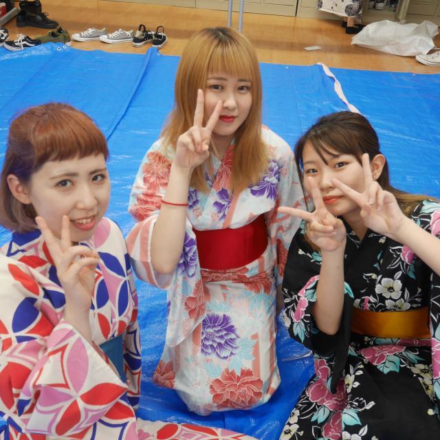 YICビューティモード専門学校 7/28(土)夏祭り1日オープンキャンパス 1