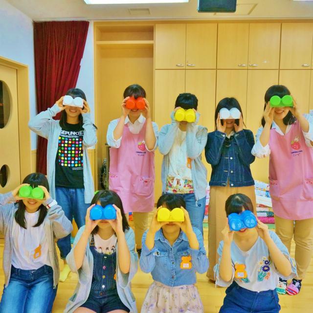 専門学校北海道福祉大学校 【保育】オープンキャンパス3