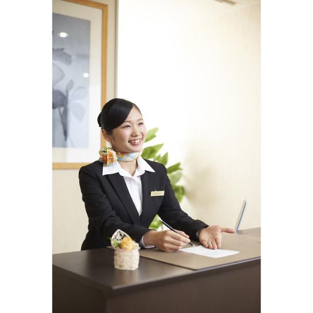 OPEN CAMPUS 国際ホテルコースへ参加!