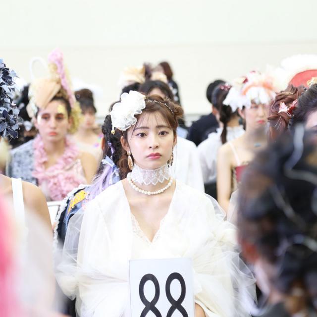 名古屋美容専門学校 HAIR FESTA′192