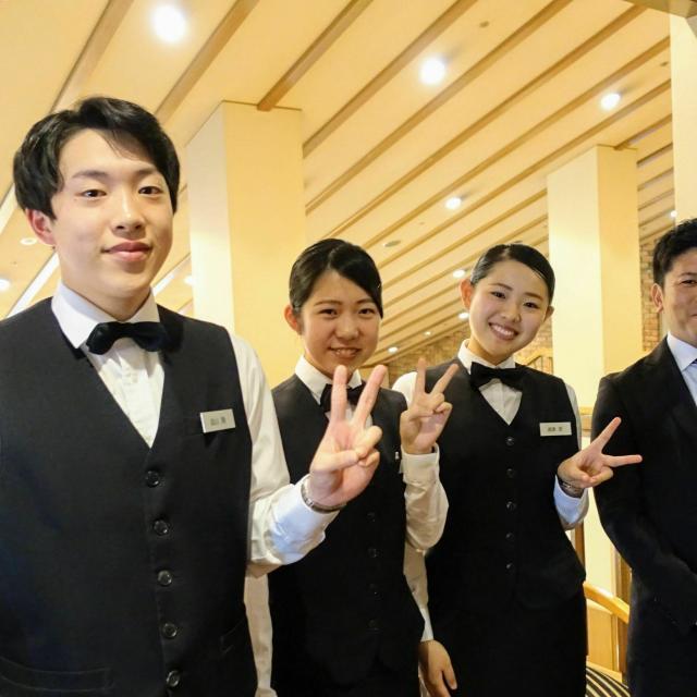 仙台YMCA国際ホテル製菓専門学校 【1・2年生対象】ホテルの仕事は面白い!4