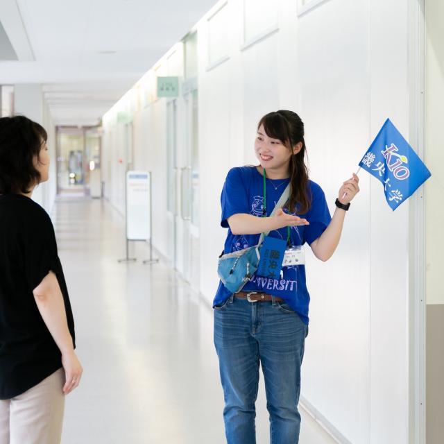 畿央大学 オープンキャンパス&一般入試対策講座3