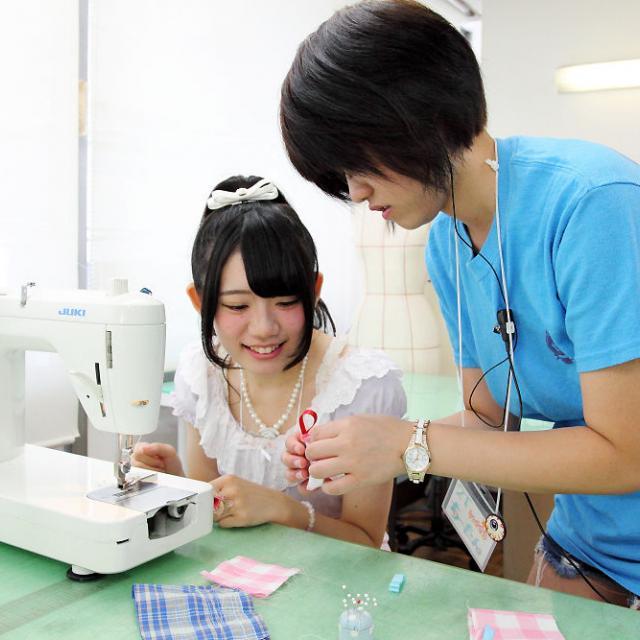 東京服飾専門学校 コスマニを作ろう!4