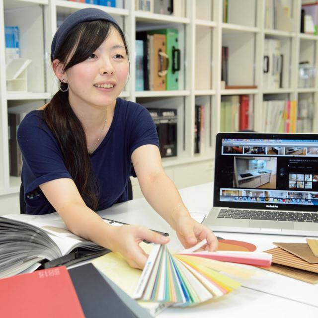 専門学校 九州デザイナー学院 3月の体験入学(総合デザイン)4