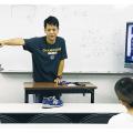 大阪ビジネスカレッジ専門学校 スポーツビジネス分析! ~利益を生み出すスポーツとは?~