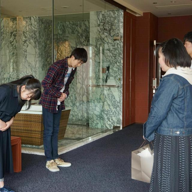 京都ホテル観光ブライダル専門学校 ホテル学科☆6/13(土)オープンキャンパスAM☆2
