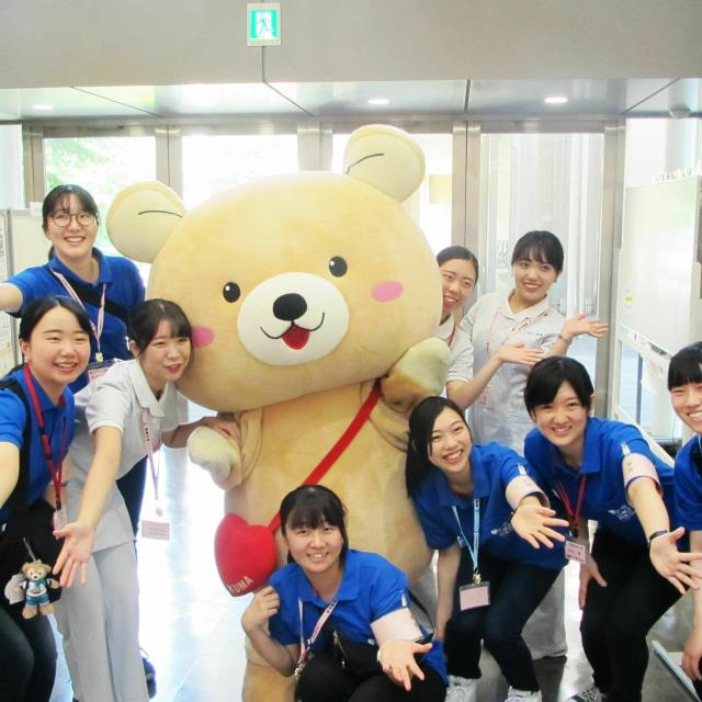 淑徳大学 オープンキャンパス(看護栄養学部)1
