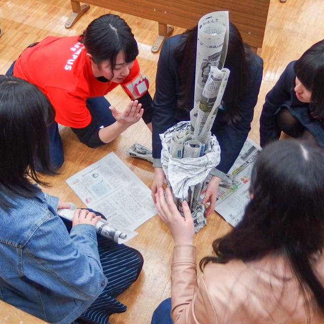 東北文教大学短期大学部 オープンキャンパス20192