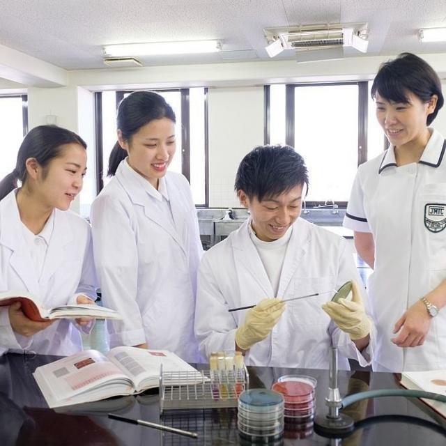 日本医療学院専門学校 国家資格をとろう! 学校見学会・入試説明会へ☆1