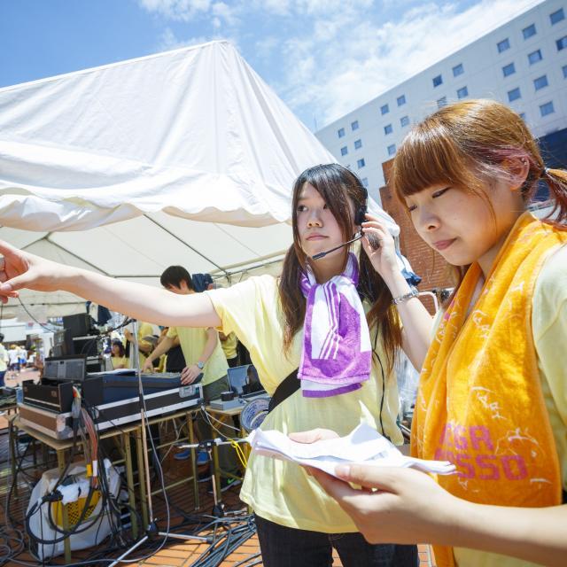 国際音楽・ダンス・エンタテイメント専門学校 SHOW!のオープンキャンパスSHOWキャン!開催♪3