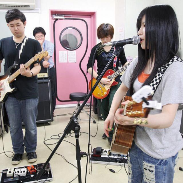 尚美ミュージックカレッジ専門学校 バンドセッションしよう!パート別レッスン!2
