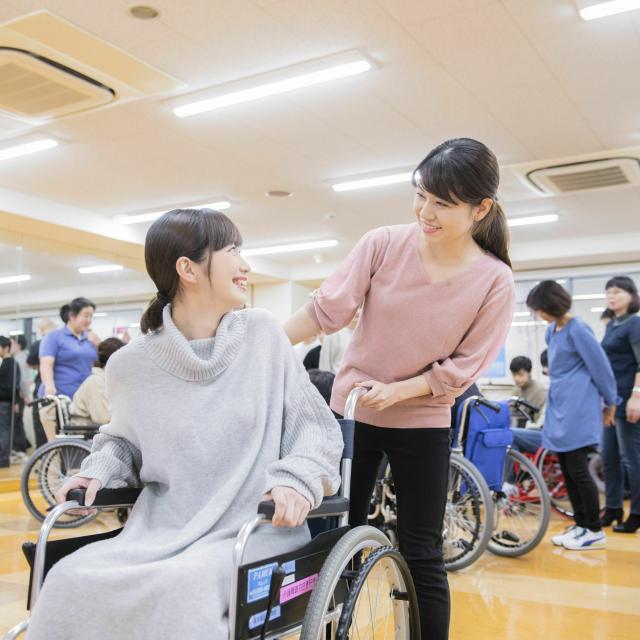 東京福祉専門学校 作業療法士科・作業療法士科夜間部 オープンキャンパス2