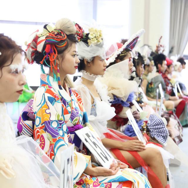 名古屋美容専門学校 HAIR FESTA′194