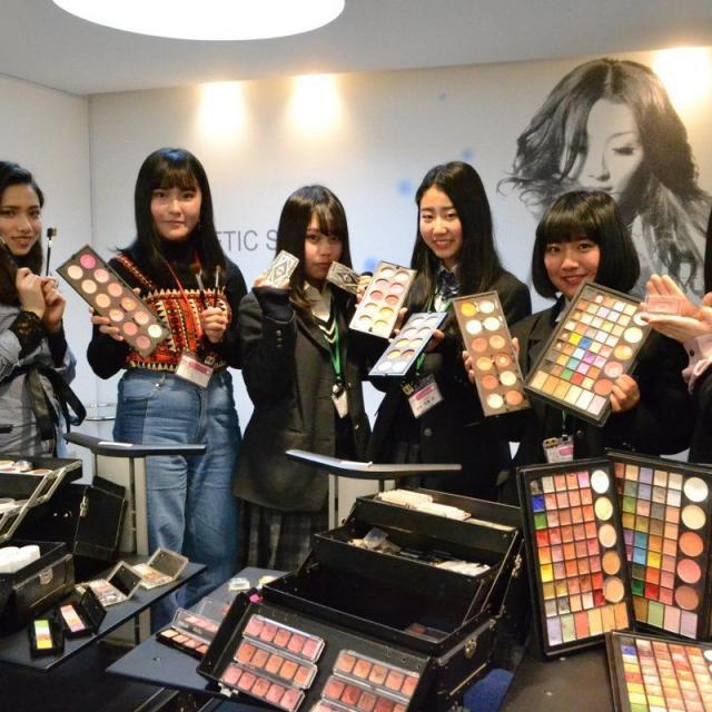 神戸ベルェベル美容専門学校 楽しいがたくさん♪ベルェベルのお仕事体験!2