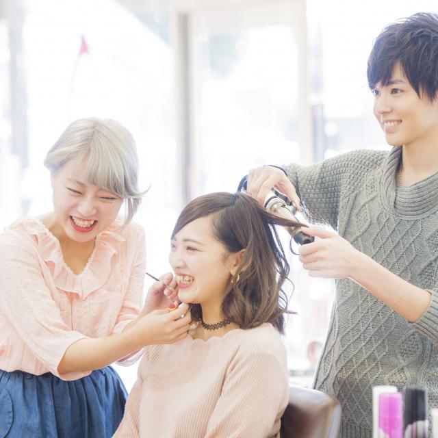 早稲田美容専門学校 WASEBI★Beauty体験実習20191