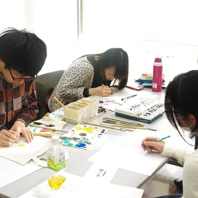 創形美術学校 6月オープンキャンパス♪3
