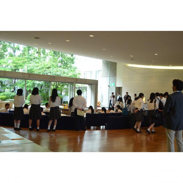 エリザベト音楽大学 2018年度オープンキャンパス1