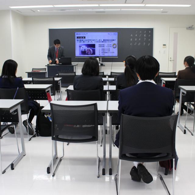 大原保育医療福祉専門学校熊本校 特別奨学生制度説明会2