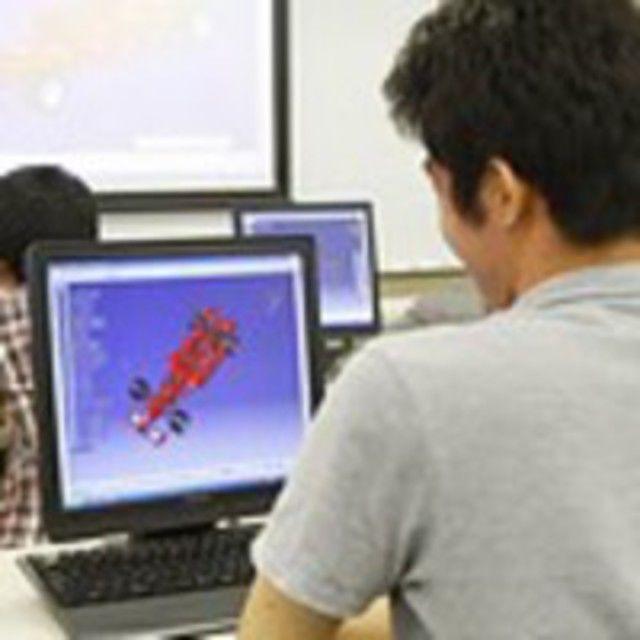 名古屋デジタル工科専門学校 NDTCオープンキャンパス【機械・自動車工学科】2