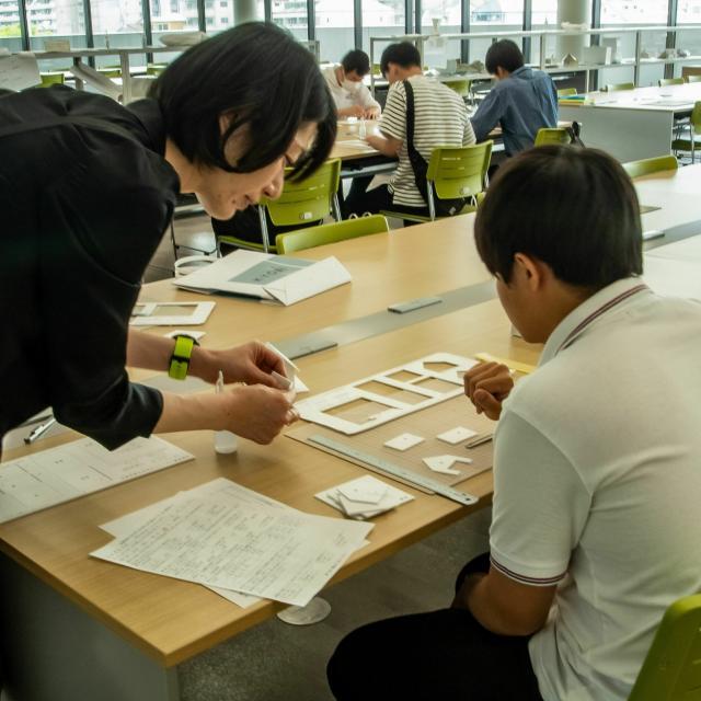 京都美術工芸大学 来場型オープンキャンパス-KYOBI LIVE-4