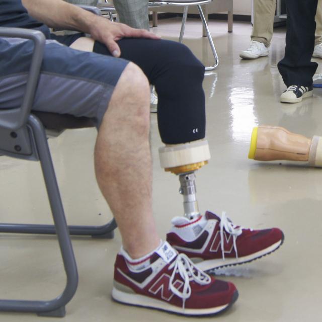 【義肢装具学科】実学が未来のキミを強くする!