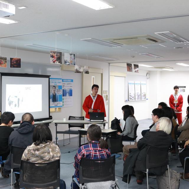ECCコンピュータ専門学校 【高1・2対象】プレミアム・オープンキャンパス!!2