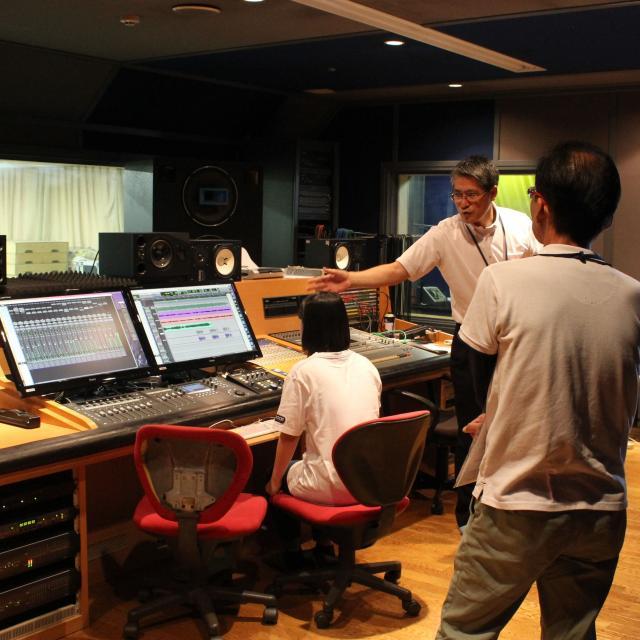 広島工業大学専門学校 クリエイティブな実習を体験しよう『All Day』2