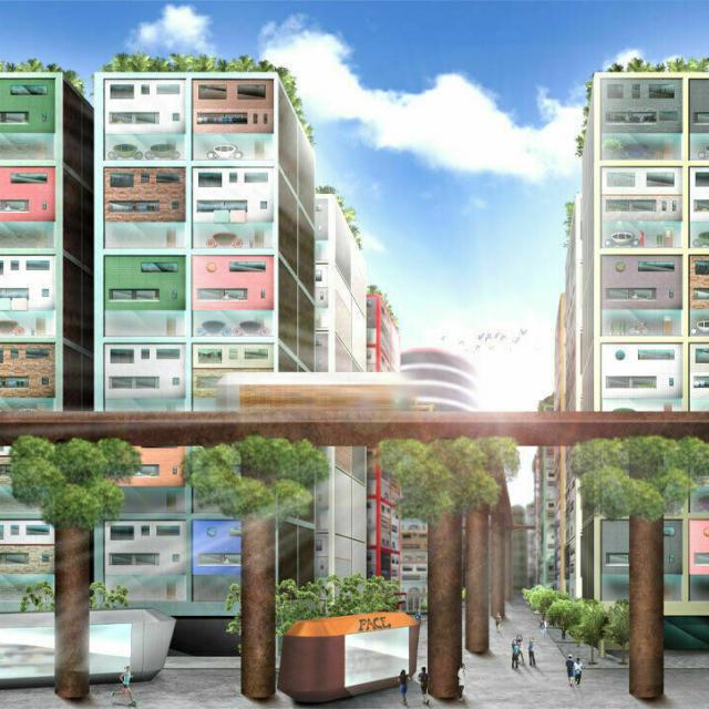 東京コミュニケーションアート専門学校 IOT・スマートシティマスターコースのお仕事体験1