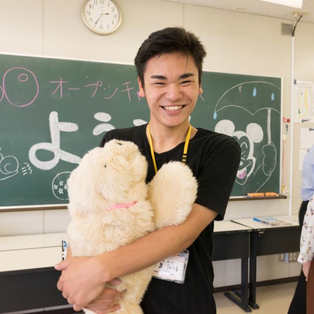 麻生医療福祉専門学校 福岡校 特別イベント開催!親子deオープンキャンパス!3