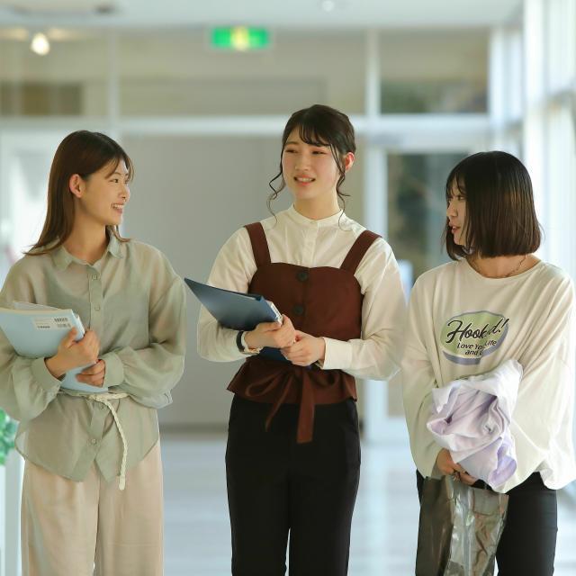 聖霊女子短期大学 2021年度 第1回オープンキャンパス4