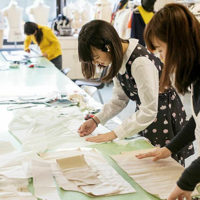 大阪デザイナー専門学校 【来校型】はじめてのファッションデザイン講座1
