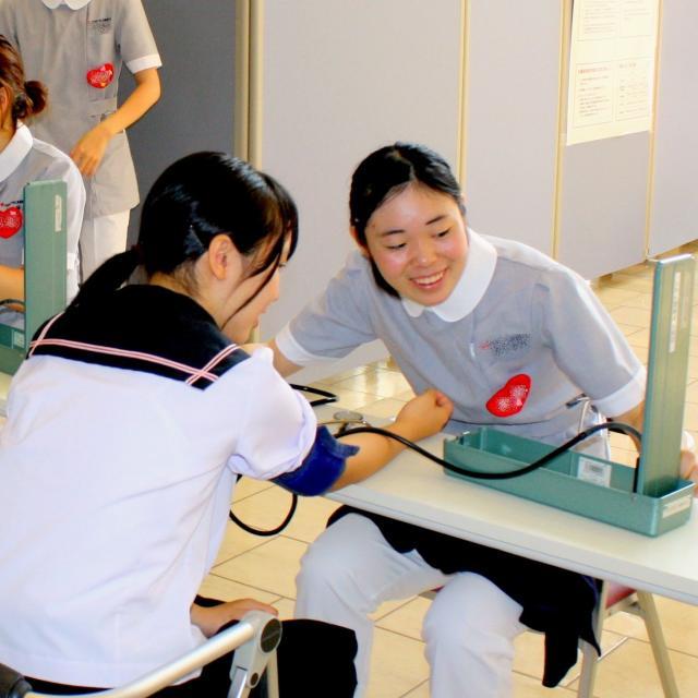 日本赤十字広島看護大学 ミニオープンキャンパス2