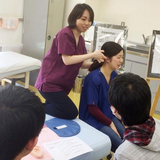神戸医療福祉専門学校中央校 ☆美容関係☆の職業に興味があるという方にオススメ*入試対策付1