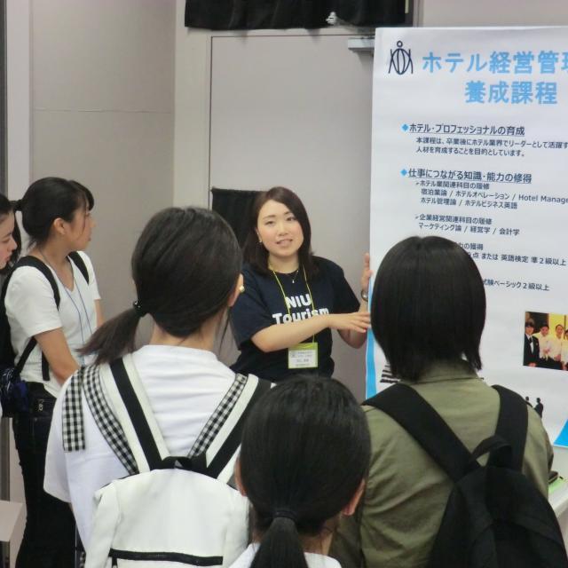 長崎国際大学 夏オープンキャンパス4