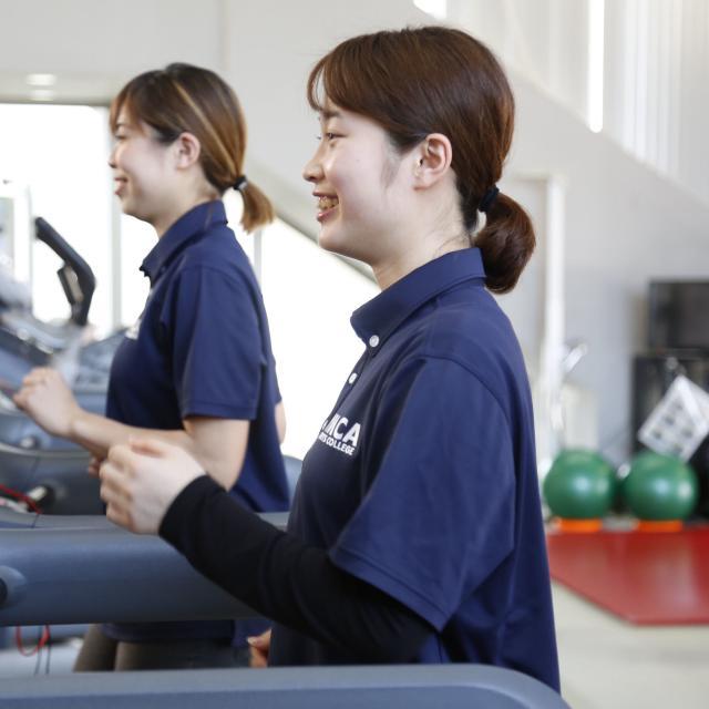 横浜YMCAスポーツ専門学校 スポーツクラブのマシンルームやプログラムを体験をしよう♪3